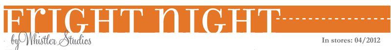Fright night logo