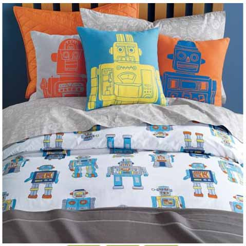 Jr_robot_bedding