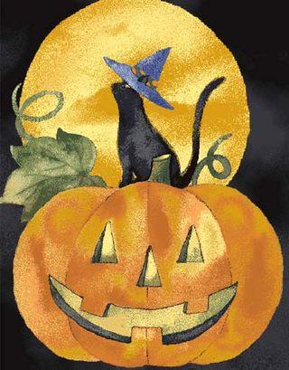 Pumpkin-cat