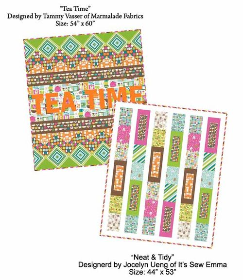Tea time quilts
