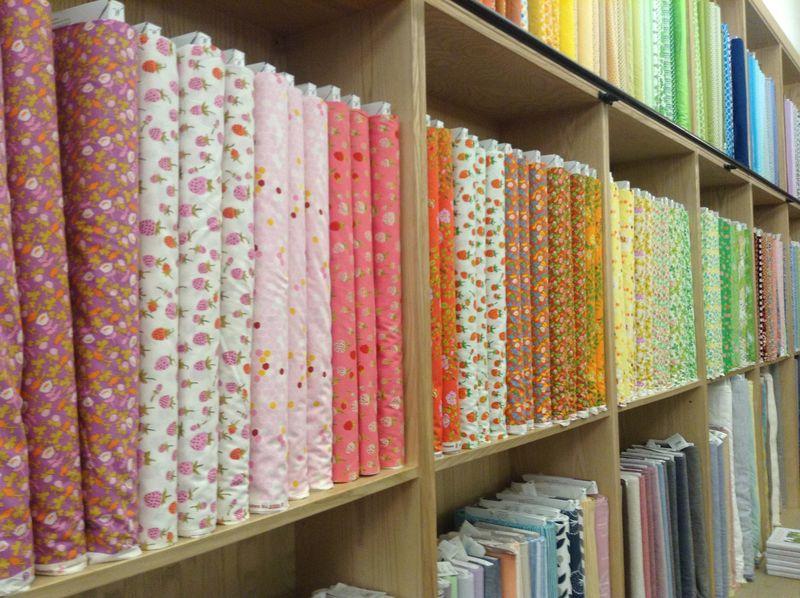 Shelves of BR