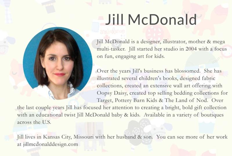 Jill McDonald1